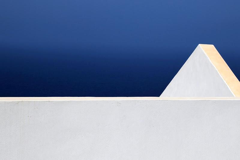 Geometrie tra cielo e mare di paolo-spagg