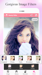 BestieCam Beauty Photo Editor screenshot 3