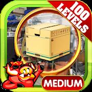 Challenge #132 Stockroom Free Hidden Objects Games