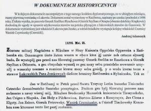 """Photo: """"Znak Pokoju"""" nr 113, grudzień 2009, s. 11"""
