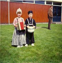 Photo: Marjan Jansen en Geert Enting Tzn.