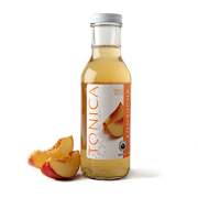 Peach Tonica Kombucha