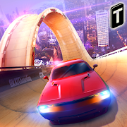 City Stunt Racing 3D