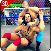 World Wrestling Revolution Mania Real Stars fight