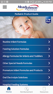 [Download MJN Pediatric Product Guide for PC] Screenshot 2