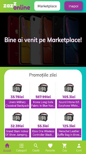 Zazz Online screenshot 4