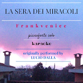 La sera dei miracoli (Karaoke Piano Version) [Originally Performed by Lucio Dalla]