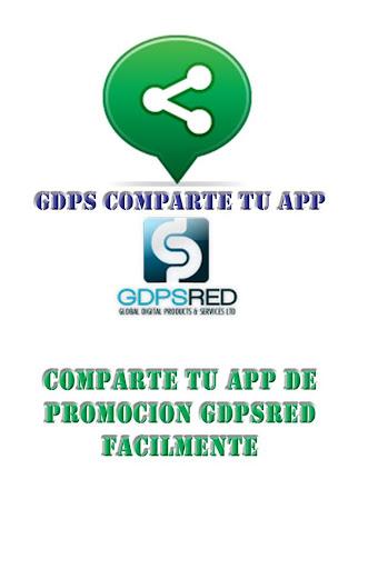 APP COMPARTE GDPSRED