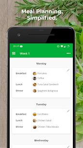 Plan Meals – MealPlanner 1