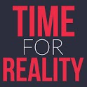 Time for Reality - Focus on what is real icon