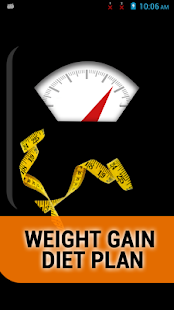 Weight gain diet plan for underweight - náhled