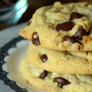 Can't-Go-Wrong Chewy Chocolate Chip Cookies.