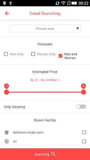KosKost - Rooms for rent,lease v 1.9a screenshots 7
