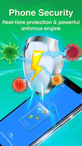 Virus Cleaner - Antivirus Free & Phone Cleaner 1.1.10 screenshots 1