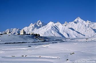 Photo: la plaine de Karsha