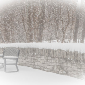 Immediate Seating Available by John Berry - Landscapes Weather