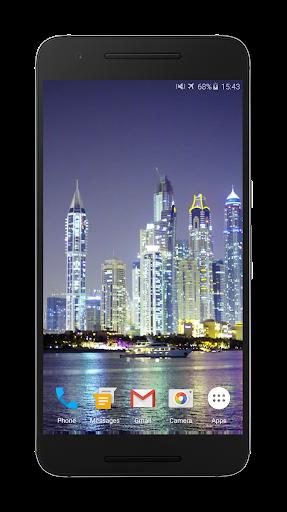 Dubai Video Live Wallpaper