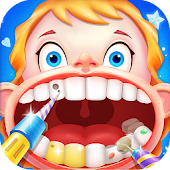 Smart Dentist Clinic: Crazy Doctor Adventure Games