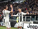 Juventus klopt SPAL dankzij goals van Ronaldo en Mandzukic
