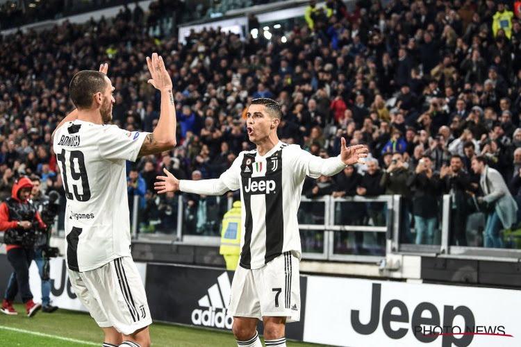 ? Topschutter Ronaldo helpt Juve aan de zege en winteraanwinsten doen het voor AC Milan
