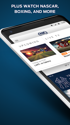 FOX Sports: Live Streaming, Scores & News 4.5.5 screenshots 2
