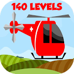 Helicopter Rescue Free Icon