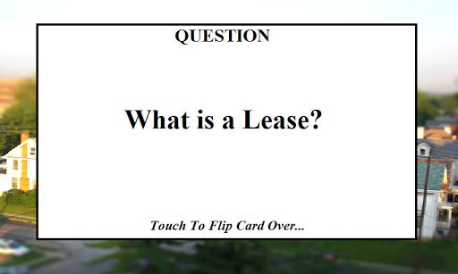 Real Estate License Exam Study