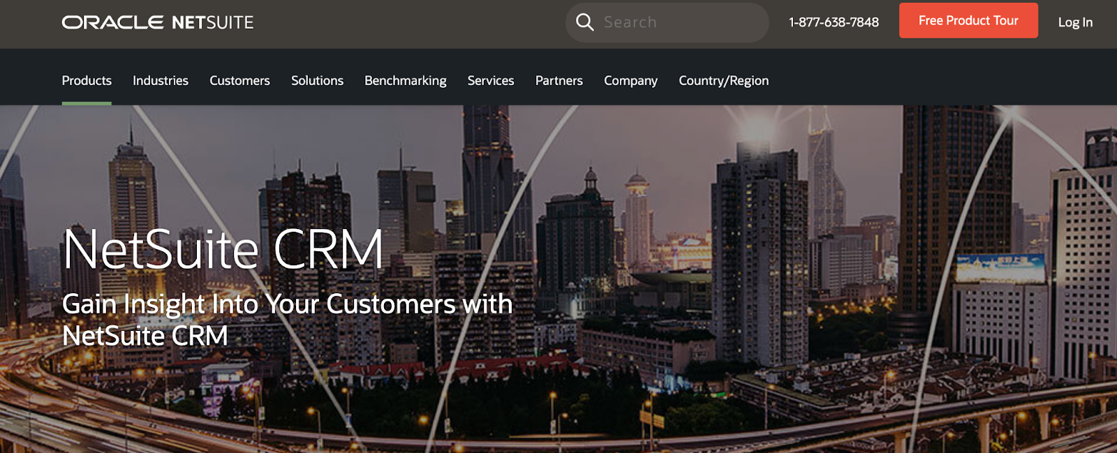 client relationship management software netsuite crm by oracle