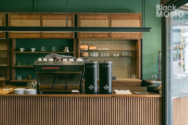 Pergram Coffee Roasters 沛克咖啡店