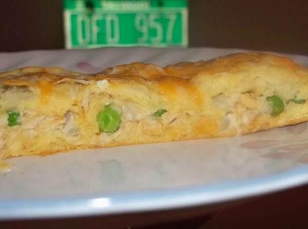 Tuna Stuffed Casserole Recipe