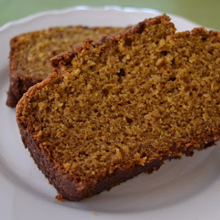 Pumpkin Quick Bread.