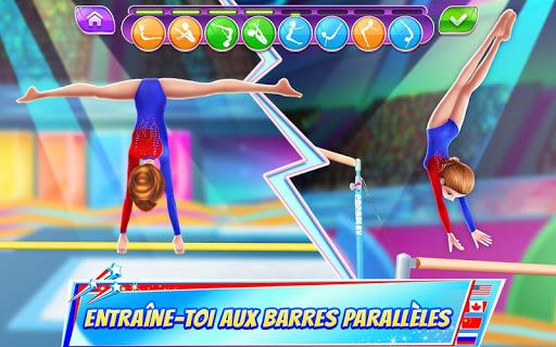 Télécharger Gratuit Superstar de gymnastique - Danse jusqu'à l'or ! APK MOD (Astuce) screenshots 6