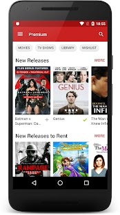 FilmOn Live TV FREE Chromecast Screenshot 5