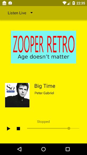 Zooper Retro