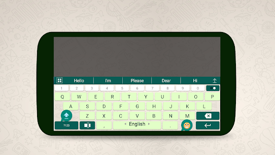 ai.keyboard theme for WhatsApp  Download For Android 5