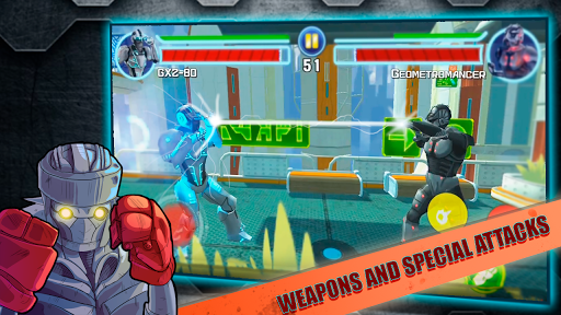 Steel Street Fighter ud83eudd16 Robot boxing game 3.02 screenshots 6