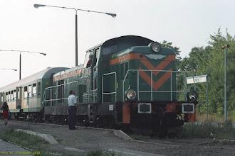 Photo: SM42-114, Żnin - Inowrocław {Żnin; 2002-08-30}