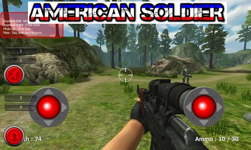 AmericanSoldierZombiesvsAliens