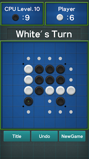 Reversi Free - King of Games  screenshots 4