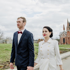 Wedding photographer Yuliya Bulynya (Bulynya). Photo of 14.06.2017