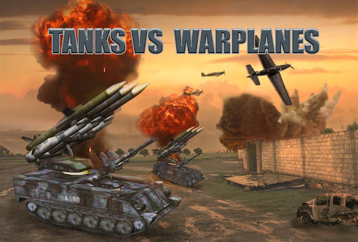 Tanks vs Warplanes  captures d'u00e9cran 1