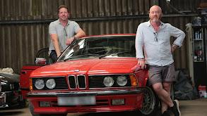 MGC & BMW 635 thumbnail