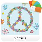 XPERIA Flower Power Theme icon