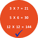 Table Multiplication icon