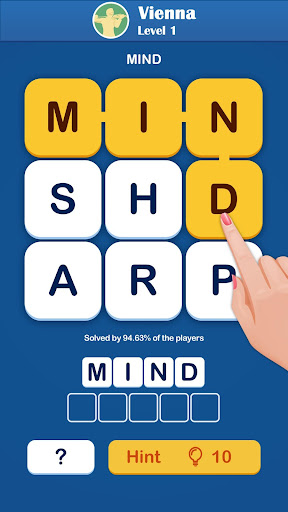Wordful-Word Search Mind Games android2mod screenshots 1