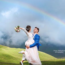 Wedding photographer Irina Sakhokia (irensi). Photo of 04.10.2018