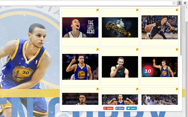 Stephen Curry Gallery