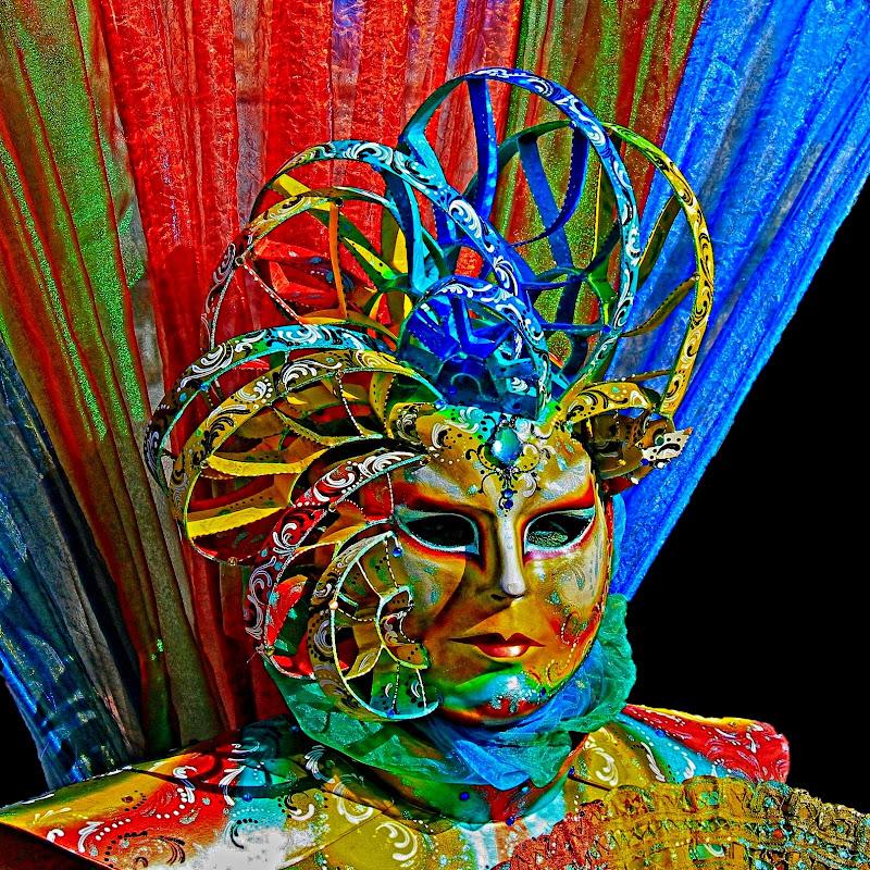 Arcobaleno a carnevale di marvig51