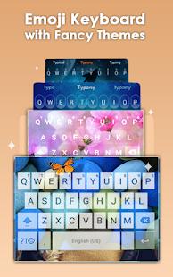 Download Emoji Keyboard- Funny Stickers, Cute Emoticons For PC Windows and Mac apk screenshot 4