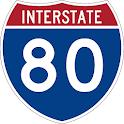 I-80 Traffic Cameras Pro icon